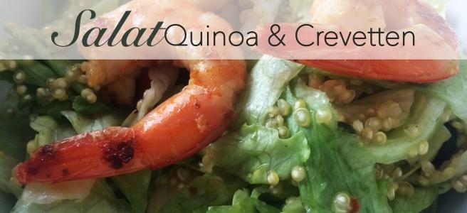 Quinoasalat